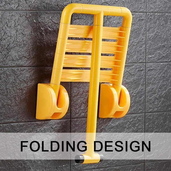 Wall Mounted Stainless Steel Folding Shower Seat
