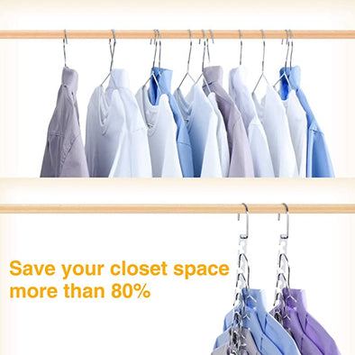 Space Saving Clothes Hanger