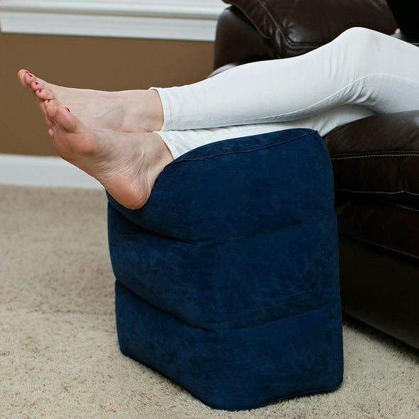 Inflatable Foot Rest Cushion