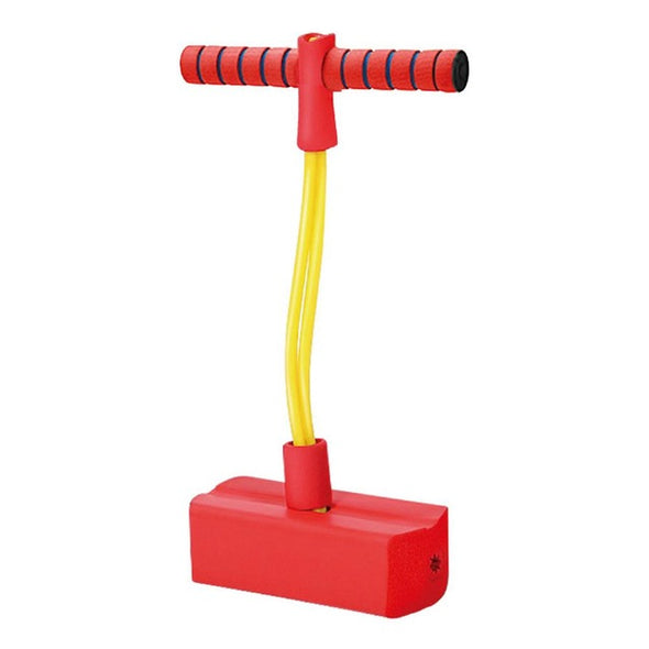 Foam Pogo Jumper for Kids Fun and Safe Pogo Stick, Durable Foam and Bungee Jumper for Ages 3 and up