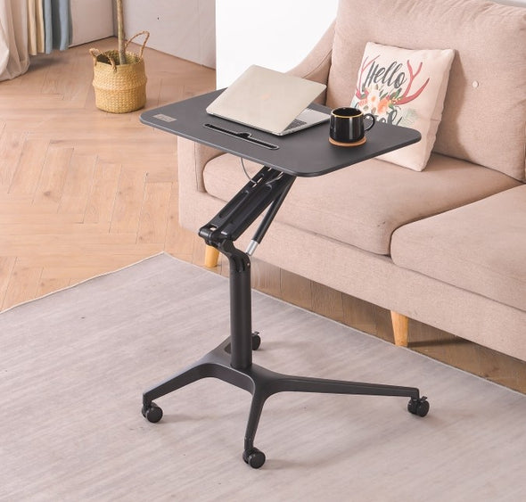 single leg sit to stand desk