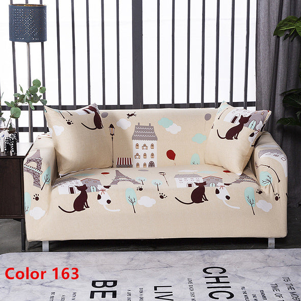 Stretchable Elastic Sofa Cover(Color No.163)