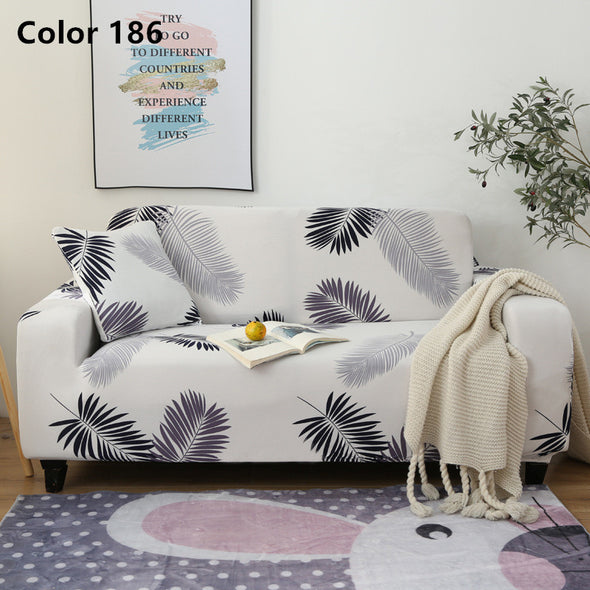 Stretchable Elastic Sofa Cover(Color No.186)
