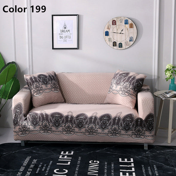 Stretchable Elastic Sofa Cover(Color No.199)