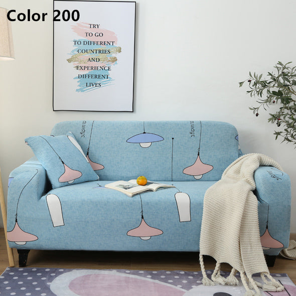 Stretchable Elastic Sofa Cover(Color No.200)