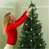 Christmas Tree Led Light String 64 LED Bulb