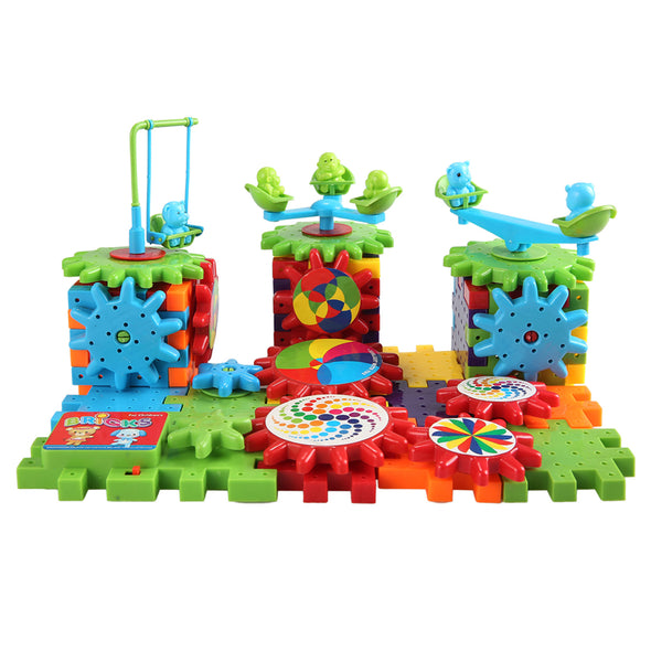 Amazing Bricks -Waiting for the Inventions of Your Kids