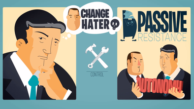 Change Management: How to Disarm Passive Resistance