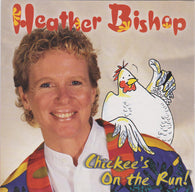 Chickee's on the Run CD, Heather Bishop