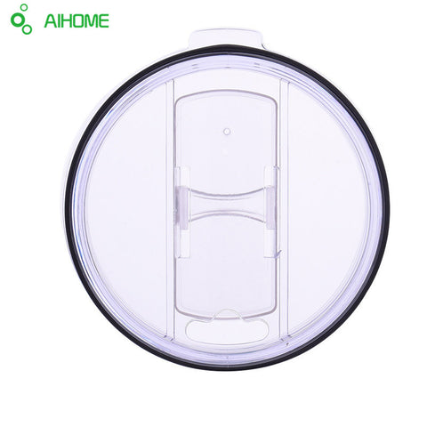 10 Pcs/ Discounted lot Crystal Clear Splash Spill Resistant Proof LID for YETI/RTIC 20 Oz 30 Oz Rambler Tumbler Cup - PIBBO