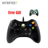 Wired Controller For Xbox 360 Game Accessories Wired Gamepad Joypad Joystick For XBOX 360 For Microsolf Console Controle - PIBBO