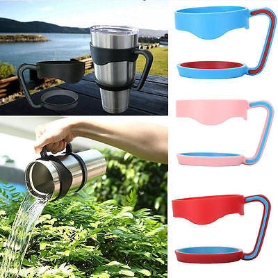 Handle For 30 Oz YETI & RTIC Ozark Trail Rambler Tumbler Rtic Sic Travel Cup Mug - PIBBO