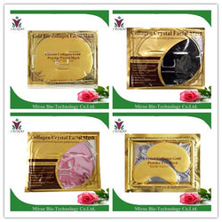 "Aromatic Bio Collagen  Facial Mask + dead sea mud version, red wine facial mask, a ""12"" piece set - PIBBO"