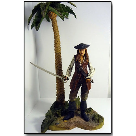 Action Figure Elizabeth Swan - Piratas do Caribe