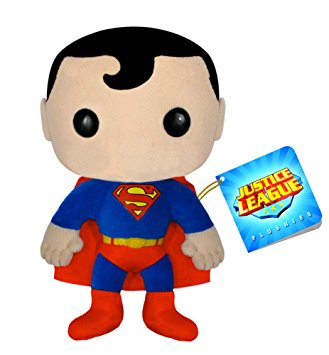 Superman Pelúcia Funko - DC Comics