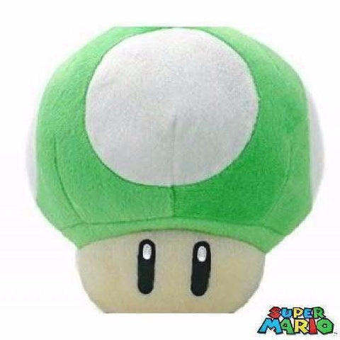 Cogumelo 1UP verde - Super Mario