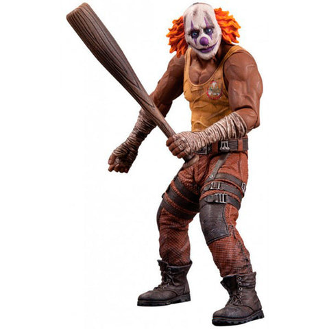 Action Figure Clown 1 - Serie 3 Batman Arkham City - Loja Geek Blackat Store