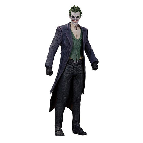 Action Figure Coringa Arkham Origins - Batman - Loja Geek Blackat Store