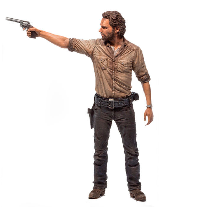 Action Figure Rick Grimes - The Walking Dead - Loja Geek Blackat Store