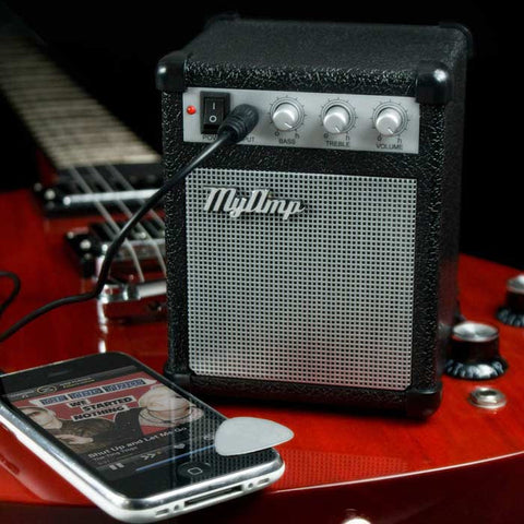 Mini Amplificador USB Speaker - My Amp - Loja Geek Blackat Store