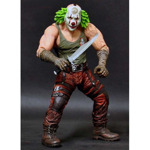 Action Figure Clown 2 - Serie 3 Batman Arkham City