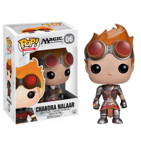 Boneco Chandra Nalaar Funko Pop! - Magic: The Gatering - Loja Geek Blackat Store