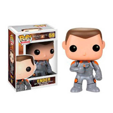 Ender - Boneco Funko Pop! - The Enders Game