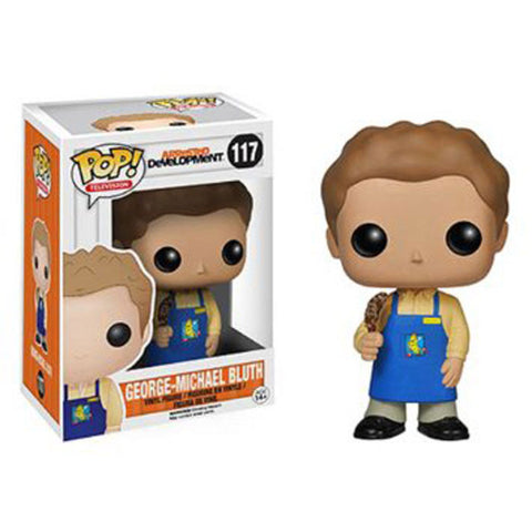 Boneco George Michael Bluth Funko Pop! - Arrested Delevopment