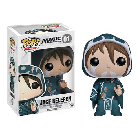 Boneco Jacen Beleren Funko Pop! - Magic: The Gathering - Loja Geek Blackat Store
