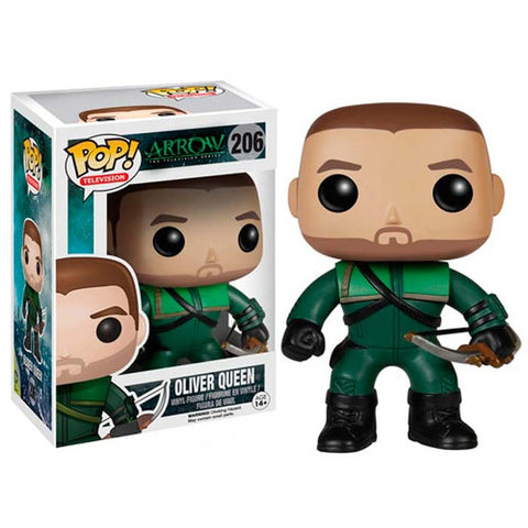 Boneco Oliver Queen Funko Pop - Arrow