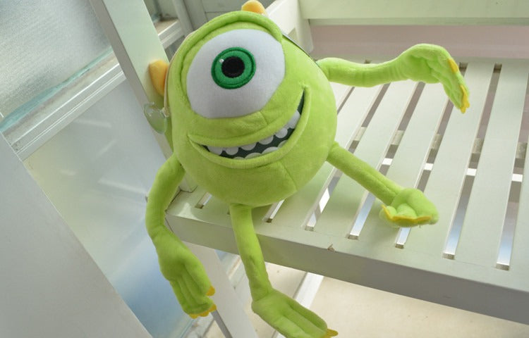 Pelucia Mike wazowsky - Monstros S.A.