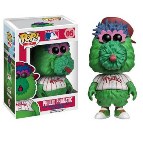Boneco Phillie Phanatic Funko Pop! - Disney