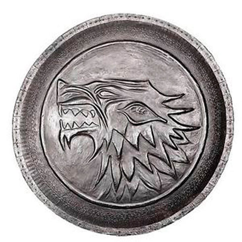 Broche House Stark Escudo - Game Of Thrones