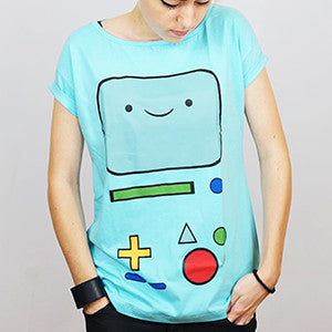 Camiseta Feminina Bmo - Adventure Time