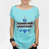 Camiseta Feminina Crystal Meth - Breaking Bad