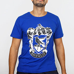 Camiseta Masculina Casa Corvinal - Harry Potter