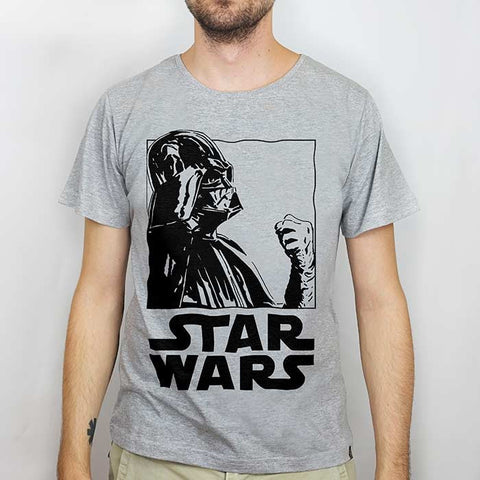 Camiseta Masculina Darth Vader PB - Star Wars