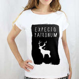 Camiseta Feminina Especto Patronum - Harry Potter