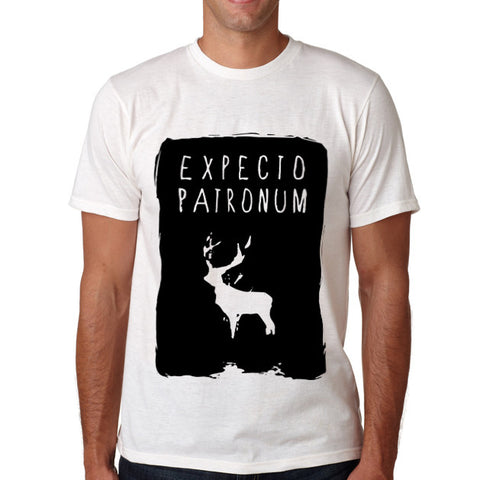 Camiseta Masculina Especto Patronum - Harry Potter