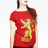 Camiseta Feminina House Lannister - Game of Thrones