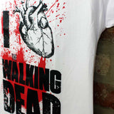 Camiseta Feminina I Love WD - The Walking Dead