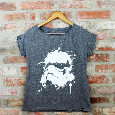 Camiseta Feminina Clone Trooper - Star Wars