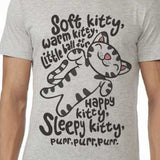 Camiseta Masculina Soft Kitty - The Big Bang Theory