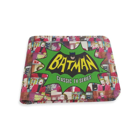 Carteira Quadrinhos Coringa Batman Tv Series