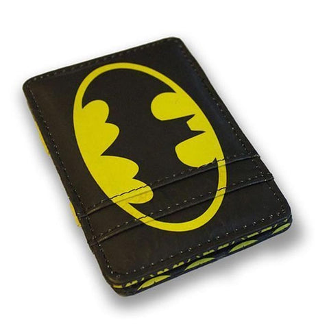 Carteira Magica Batman - Dc Comics