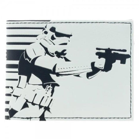 Carteira Storm Trooper - Star Wars