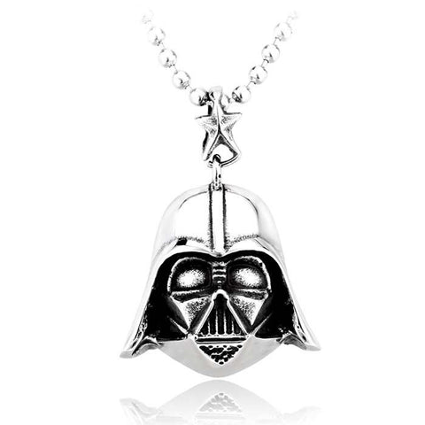 Colar Darth Vader Elmo - Star Wars - Loja Geek Blackat Store