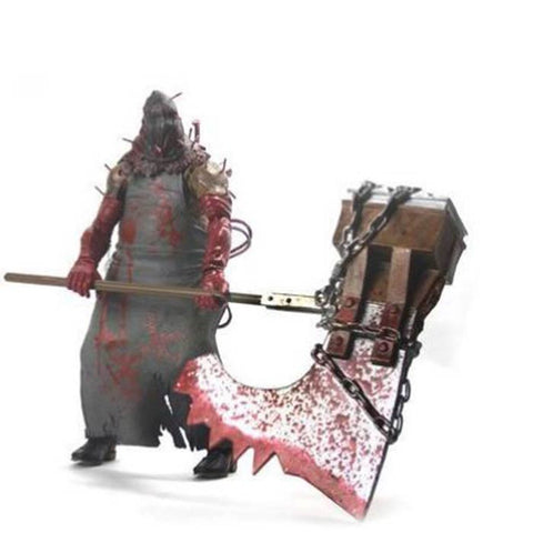 Action Figure Executioner - Resident Evil - Loja Geek Blackat Store