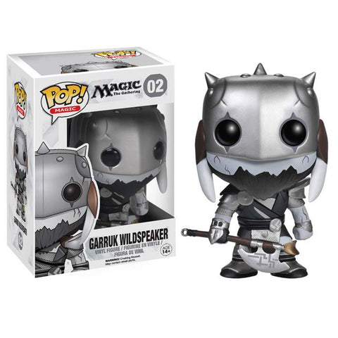 Boneco Garruk Wildspeaker Funko Pop!  - Magic The Gathering - Loja Geek Blackat Store
