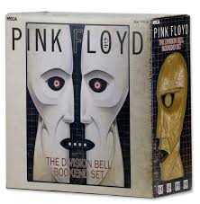 Apoio de livros The Division Bell - Pink Floyd - Loja Geek Blackat Store
